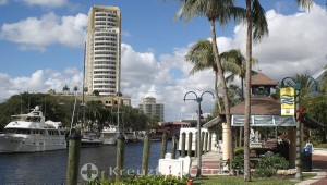 Fort Lauderdale - der Riverwalk
