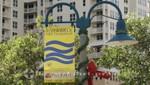 Fort Lauderdale - Hinweis auf den Riverwalk