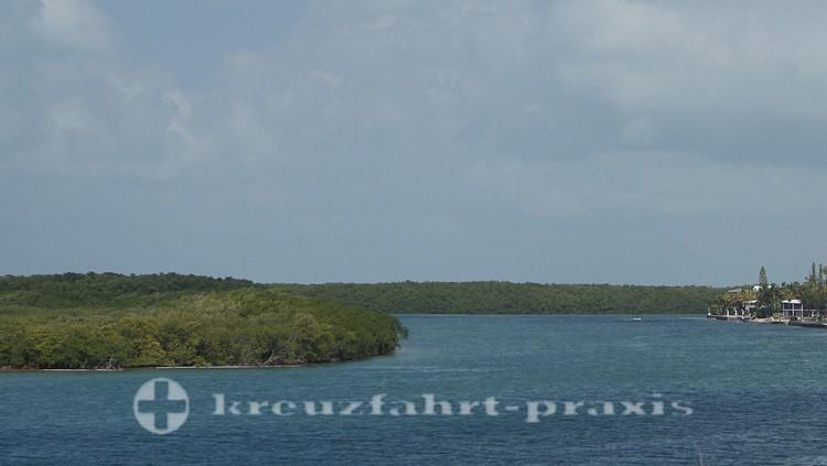 Fort Lauderdale - Randbereich der Everglades