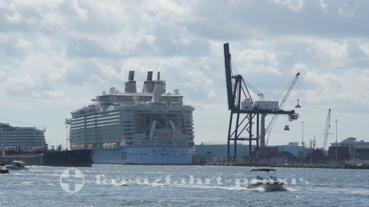 Fort Lauderdale - Port Everglades - Allure of the Seas