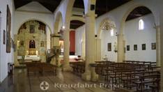 Kirchenschiff der Nuestra Señora de la Candelaria