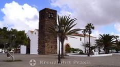 La Oliva - Kirche Nuestra Señora de la Candelaria