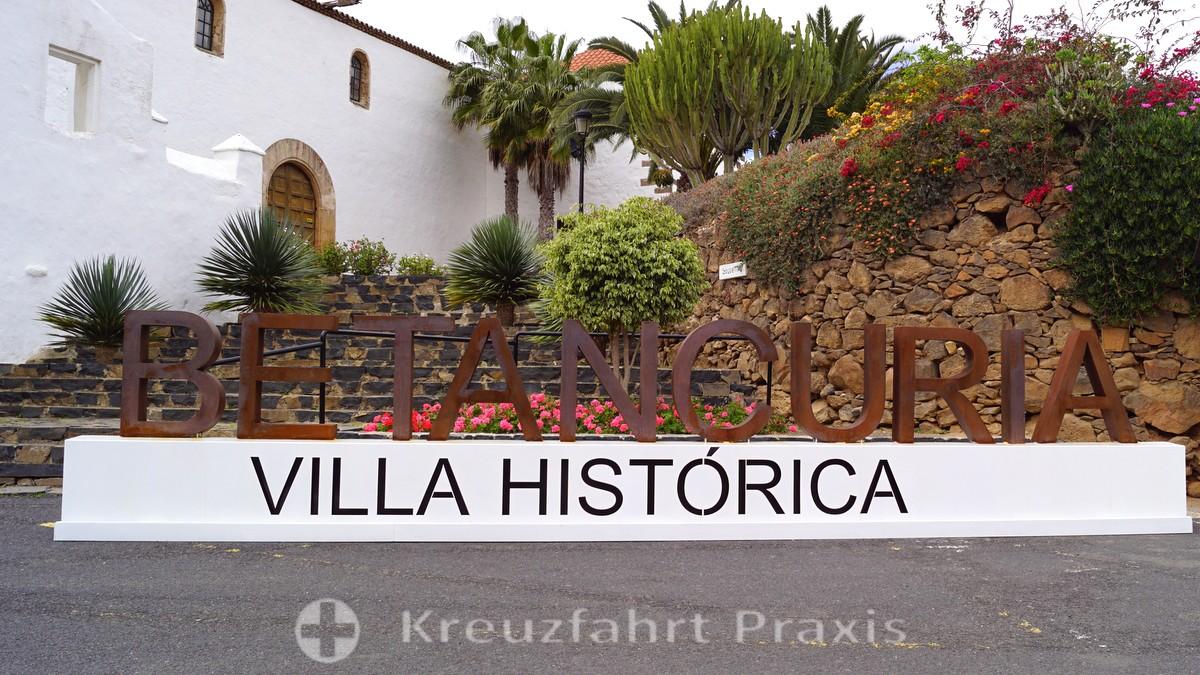 Betancuria - die historische Stadt