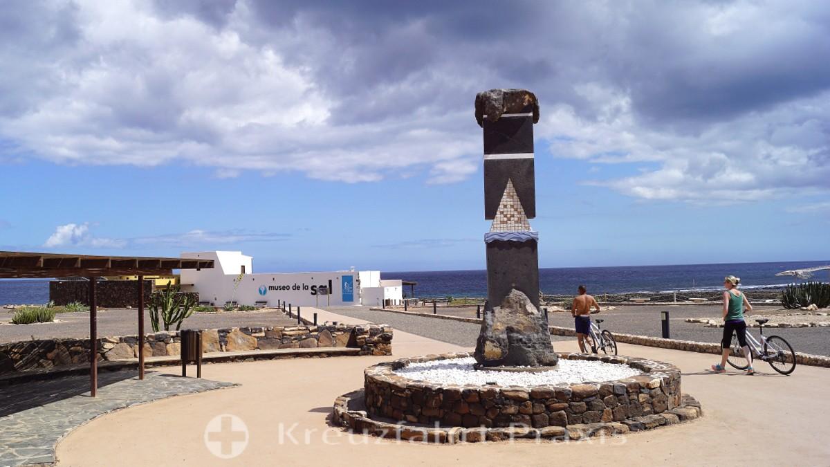 Salinas del Carmen - Das Museo de la Sal