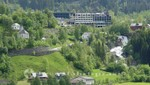 Hotel Union mit Geirangers Wasserfall