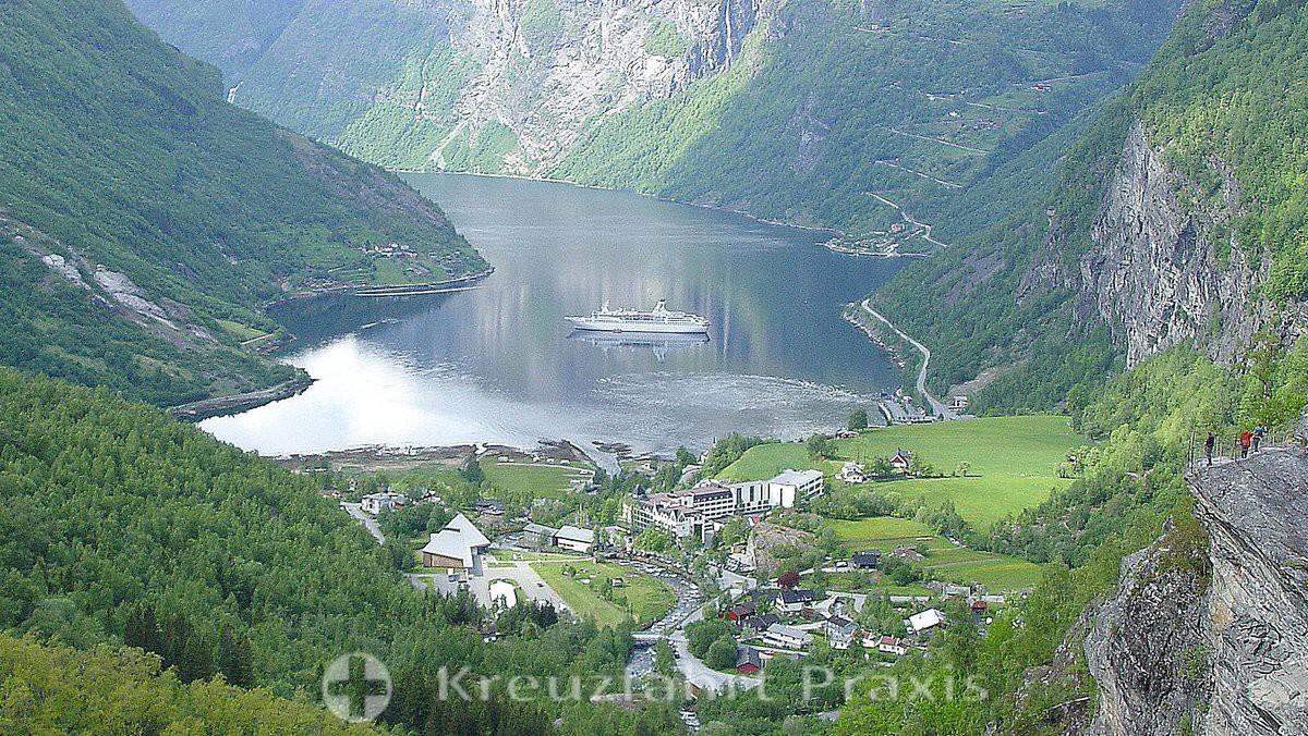 Geiranger / Geirangerfjord