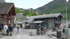 Geiranger's tourist office