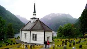 Geiranger's Church