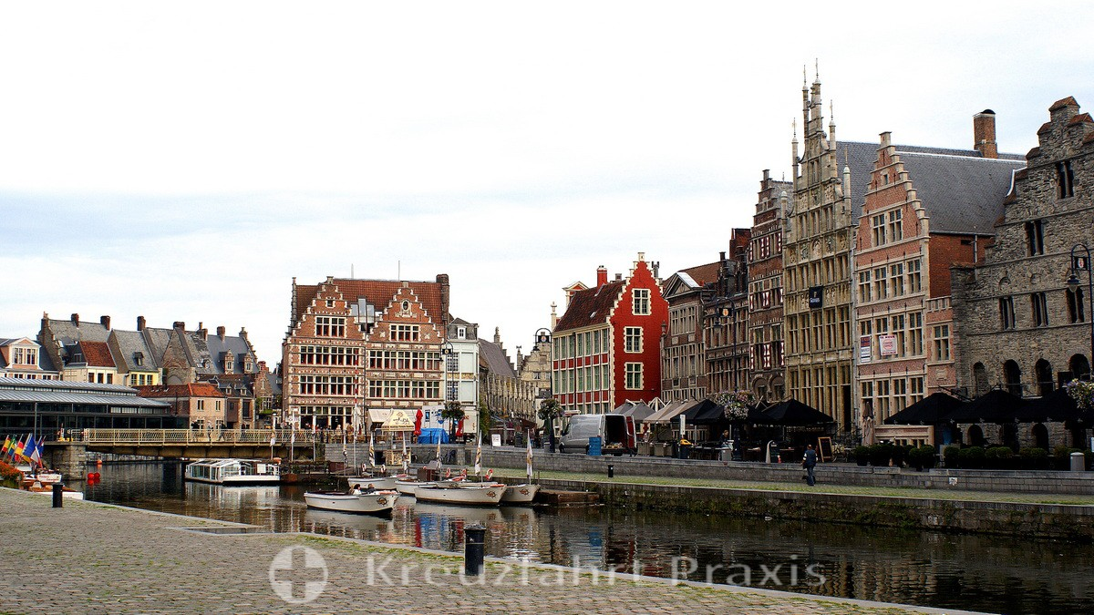 A day in Ghent