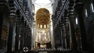Kathedrale San Lorenzo - Mittelschiff