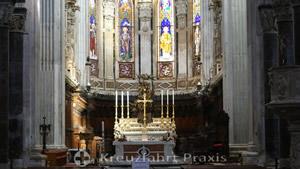 Kathedrale San Lorenzo - Altar