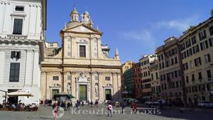 Jesuit Church del Gesù