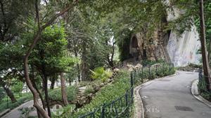 Parkanlage Villetta di Negro