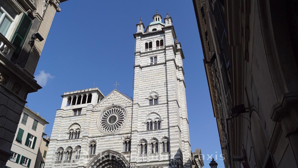 Costa Fortuna - Day 1 - Embarkation in Genoa