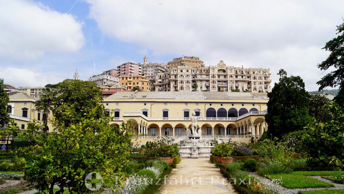 Villa del Principe - Der Fürstensitz
