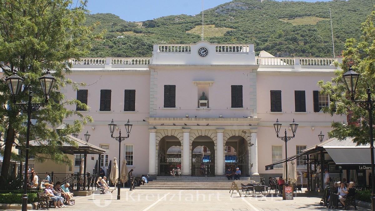 Gibraltar's Parliament