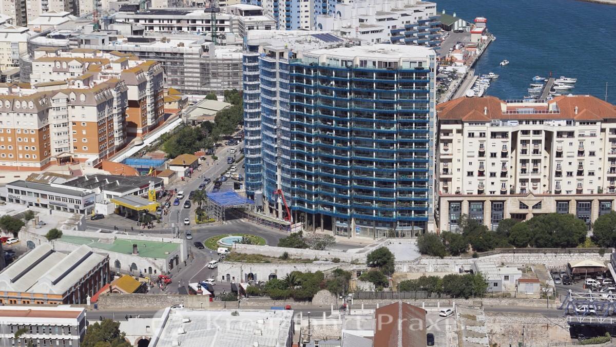 Gibraltar's center