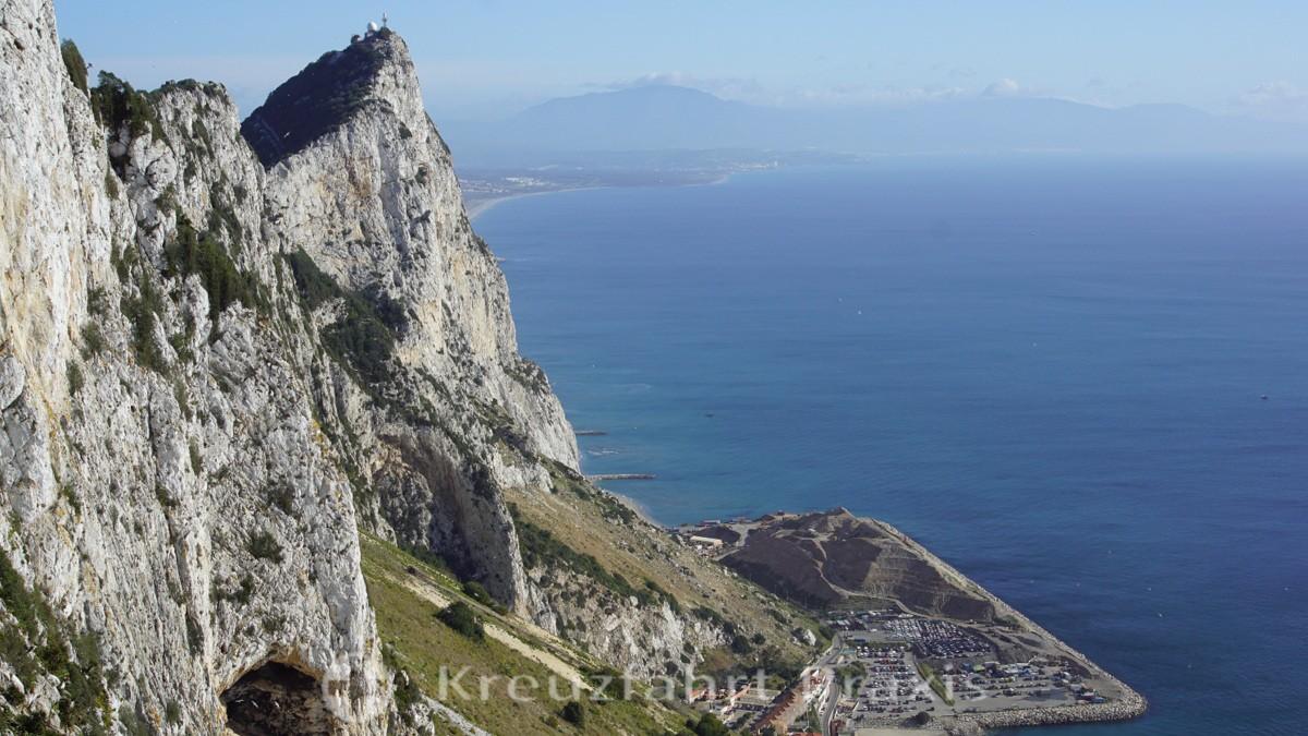 My ship 2 - day 7 - Gibraltar