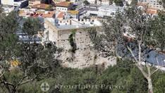 Das Moorish Castle von oben