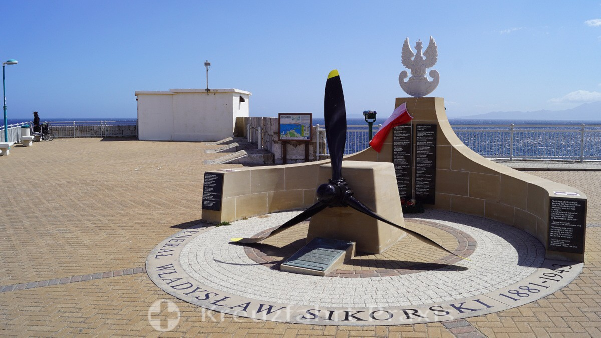Das Sikorski-Monument