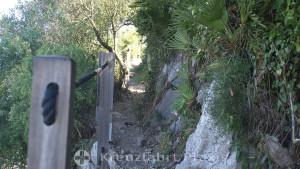 Gibraltar - the Mediterranean Steps
