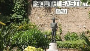Horatio Nelson statue