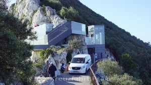 The Skywalk - Gibraltar's new lookout point