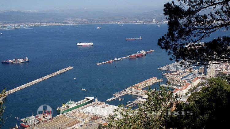 Gibraltar Sehenswurdigkeiten Karte.Gibraltar Sehenswurdigkeiten Affenfelsen Und Mehr