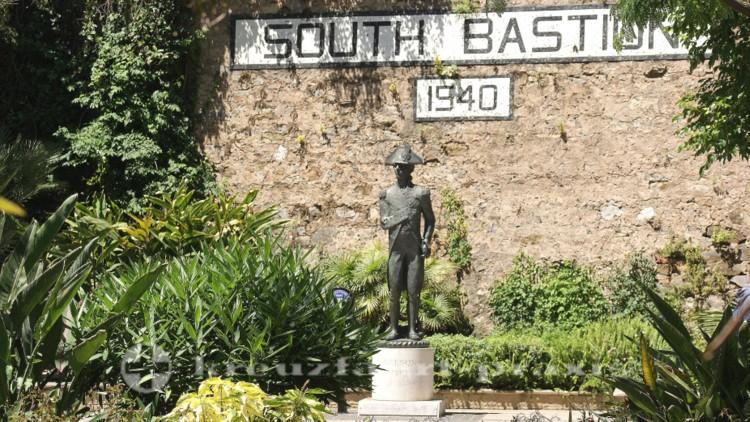 Die Horatio Nelson Statue