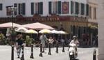 Einer der vielen Pubs Gibraltars