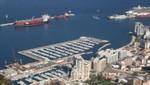 Gibraltars Mid Harbours Marina