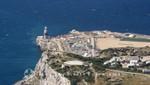 Europa Point von O'Hara's Battery gesehen