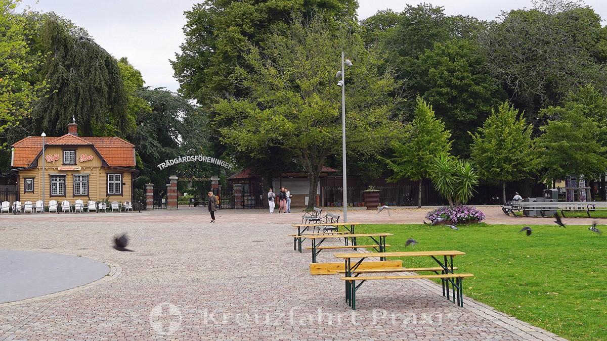 Trädgårdsföreningen on the Kungsportsavenyen