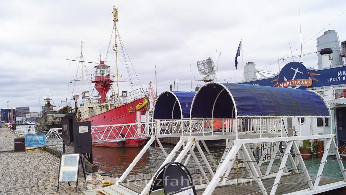 Maritiman ship museum - lightship