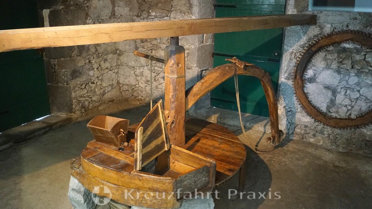 Museu Graciosa - Flour Mill