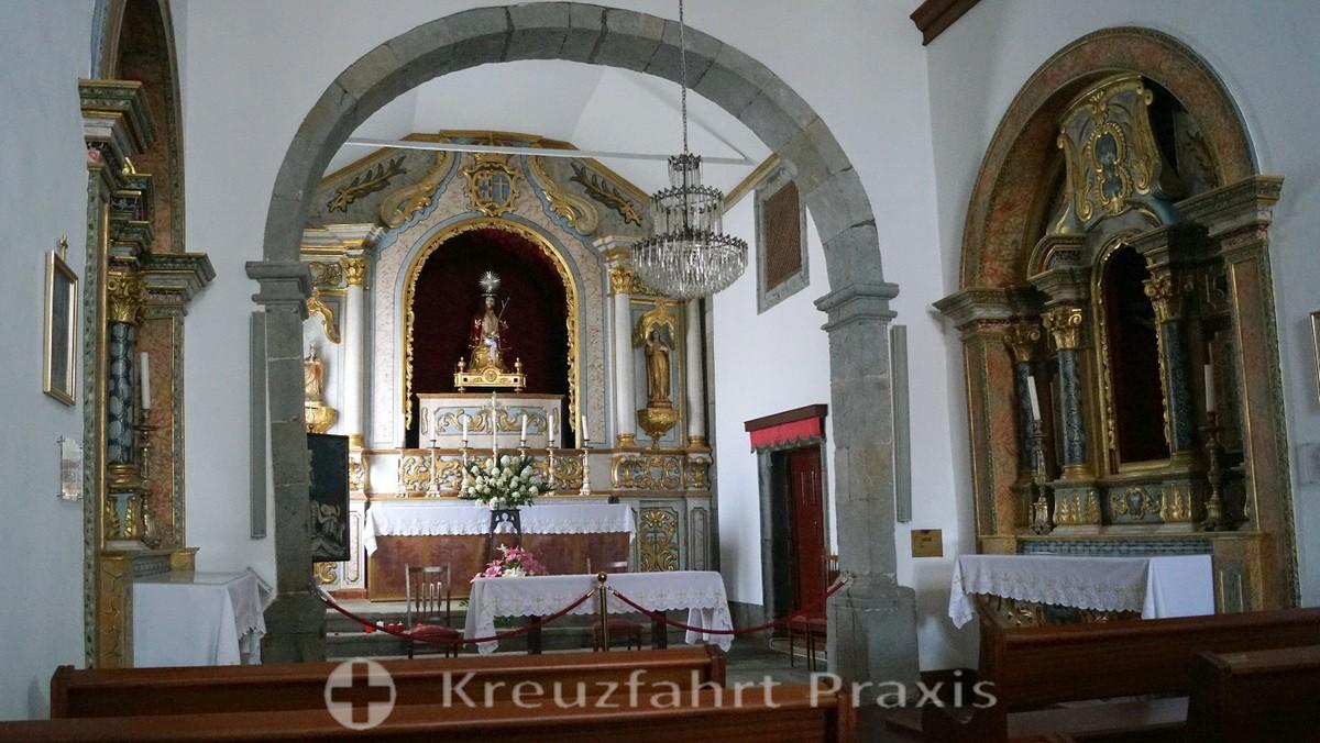 Igreja da Misericórdia - nave
