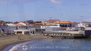 Praia (São Mateus) - the municipal beach