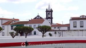 Santa Cruz da Graciosa - Igreja Matriz