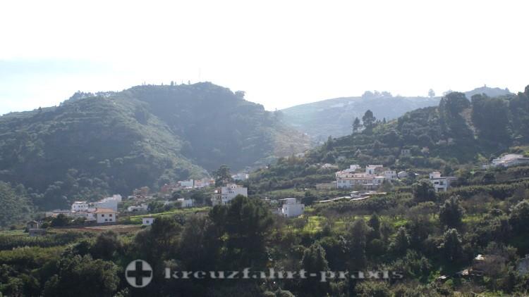 Las Palmas de Gran Canaria - Landschaft bei Teror