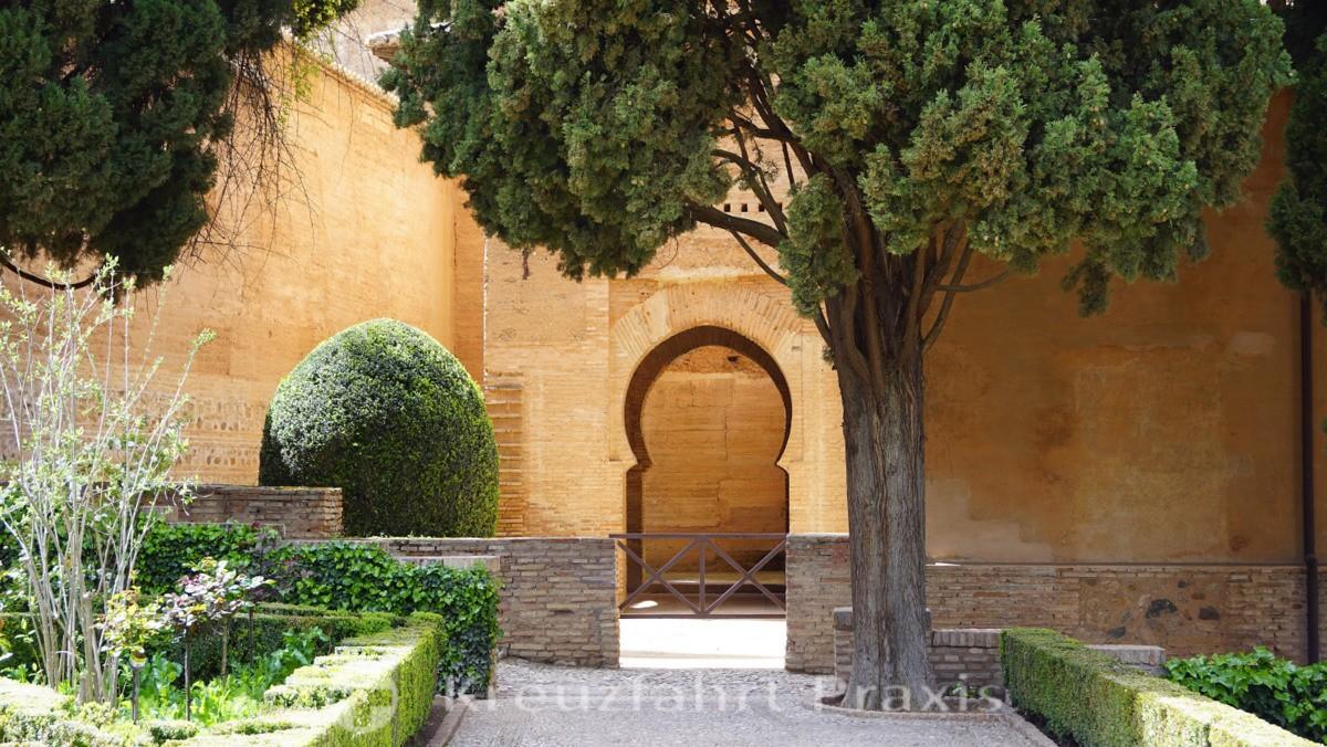 Alhambra - El Partal