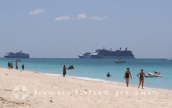 Grand Cayman - Strand für alle