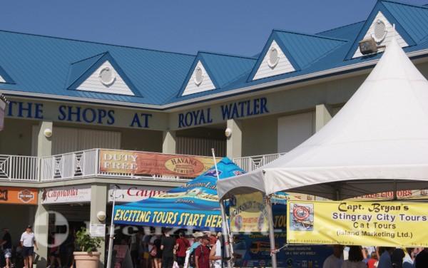 Grand Cayman - Royal Watler Terminal