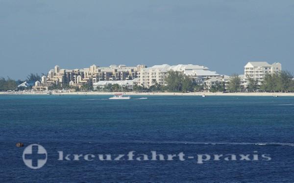 Grand Cayman - Hotels am Seven Mile Beach