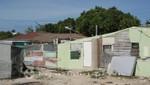 Grand Turk - Häuser wie nach einem Hurrican