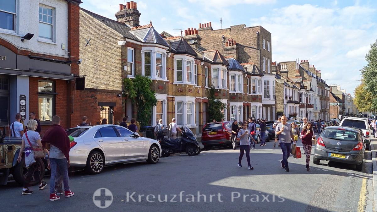 Greenwich Center - King William Walk