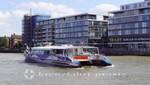 Thames Clipper-Linienschiff