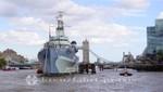 Kreuzer HMS Belfast