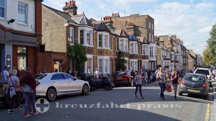 Greenwich-Zentrum  - King William Walk