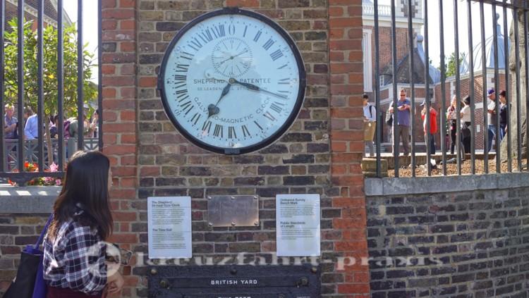 Shepherd Clock