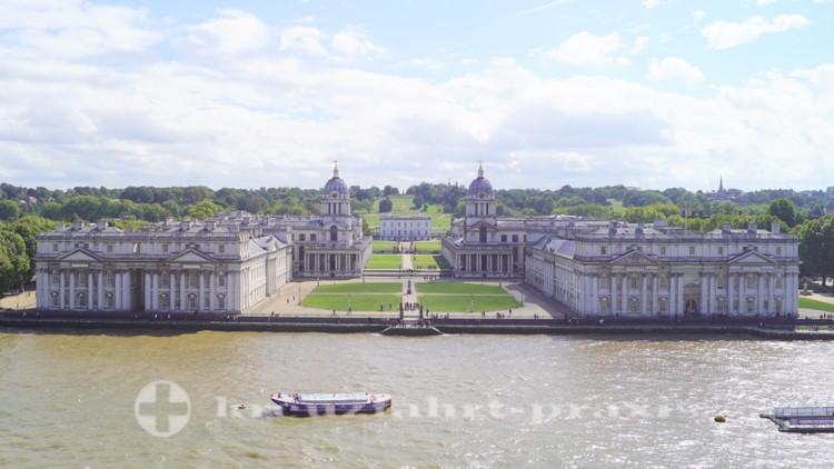 Das Old Royal Naval College
